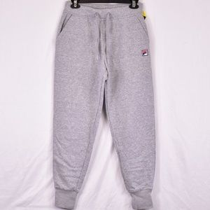 Fila Nora French Terry Jogger Sweatpants, Grey